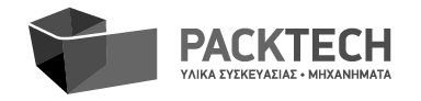 packtech λογοτυπο