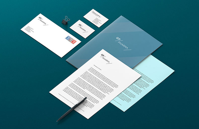 corporate identity greece