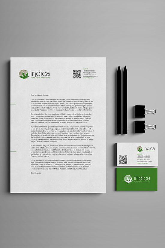 indica hemp products