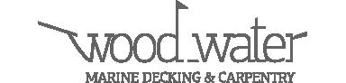 wood water logo