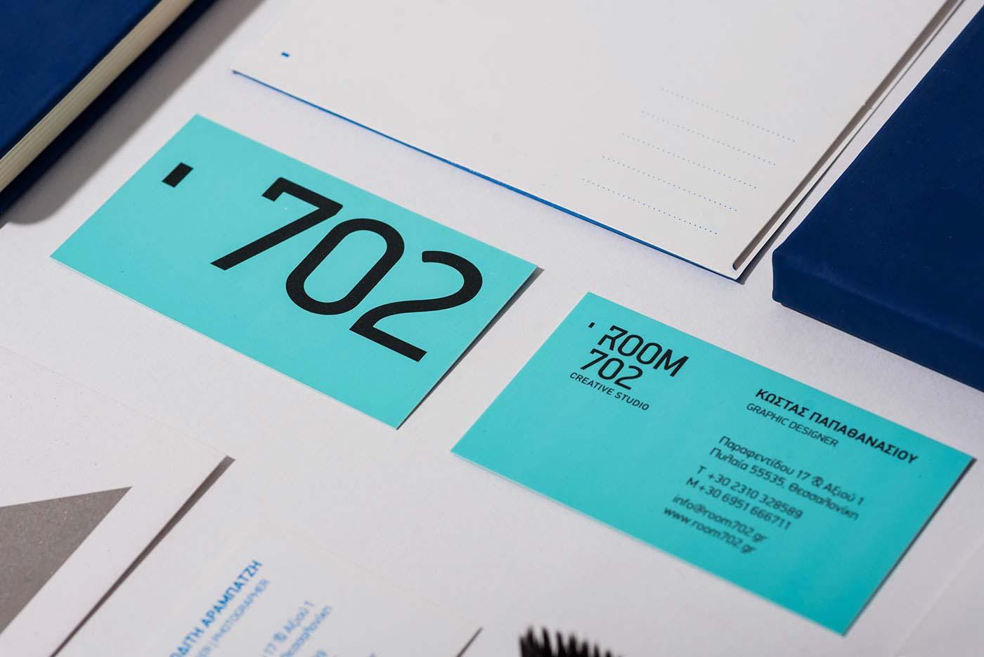 room 702 graphic design