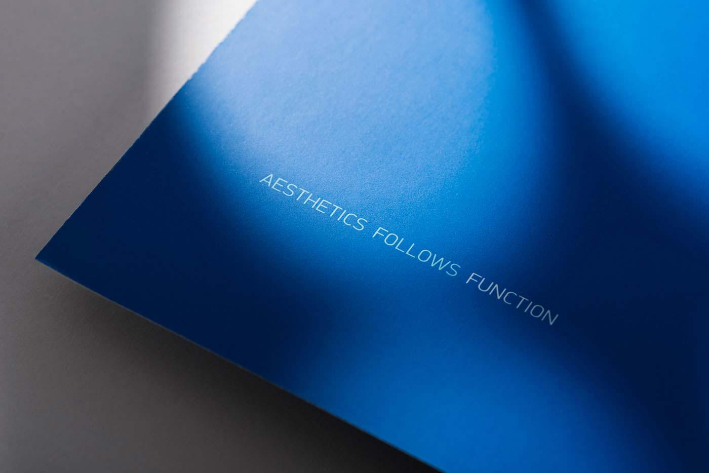 α4 folder