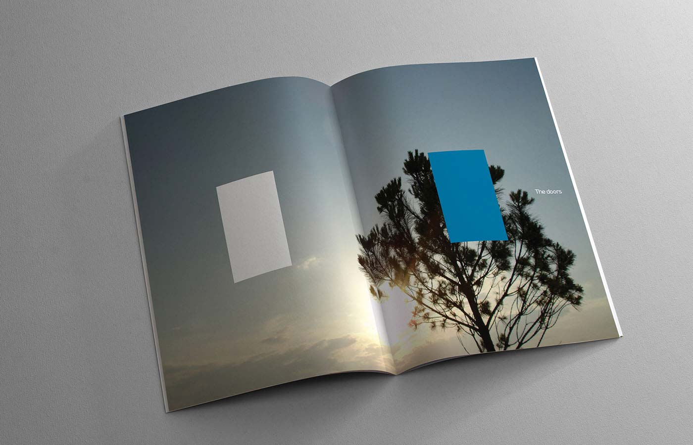 blue white catalog
